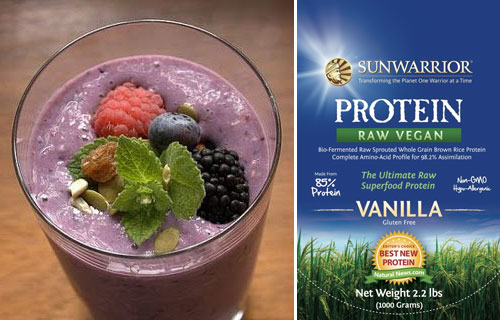 Natureboy-SunWarrior-Protein-Superfood-Smoothie-Recipe