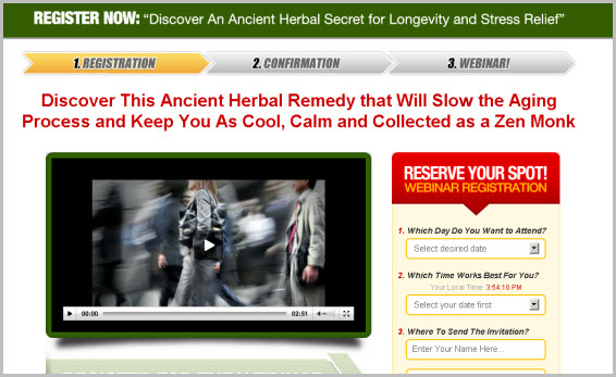 holy basil stress relief webinar