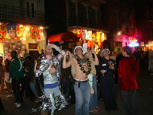 new orleans halloween