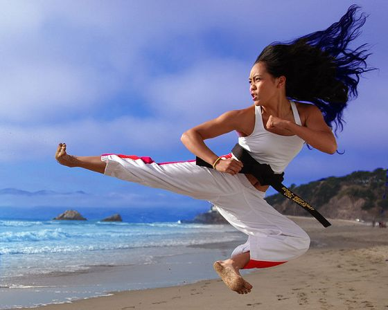 How martial arts taught me to quot hold my stance quot guest