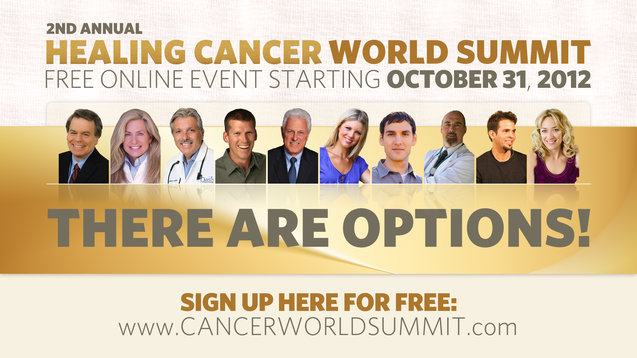 healing cancer world summit