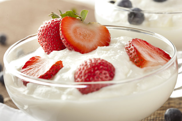 Dairy Free Coconut Yogurt