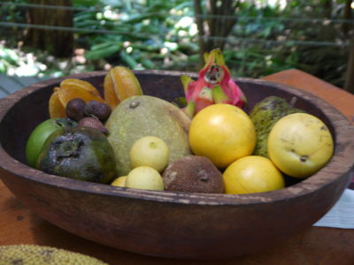Rare but hard-to-find exotic fruits in Hawaii